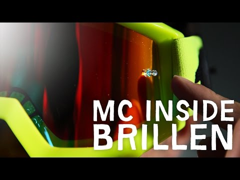Motocross Inside - Brillen