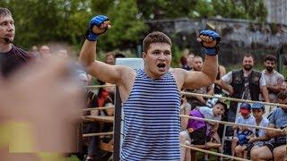 МЧС МАШИНА против Солдата с Донецка !! Крутой Бой !!!