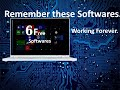 Most Useful Free Software Every Computer user Must Know / Technical World / 2020 /Free Software /