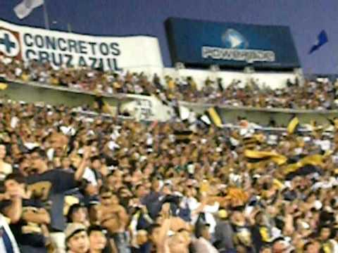 """""""como no te voy a querer 24-ene-2010"""" Barra: La Rebel • Club: Pumas"""