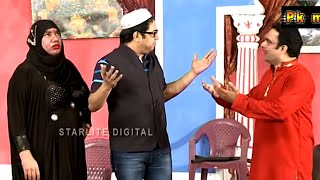 Best Of Nasir Chinyoti, Afreen And Priya Khan Stage Drama Full Comedy Clip | Pk Mast