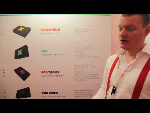 Ctouch at ISE 2020