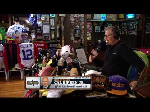 Cal Ripken Jr. on The Dan Patrick Show (Full Interview) 10/13/16
