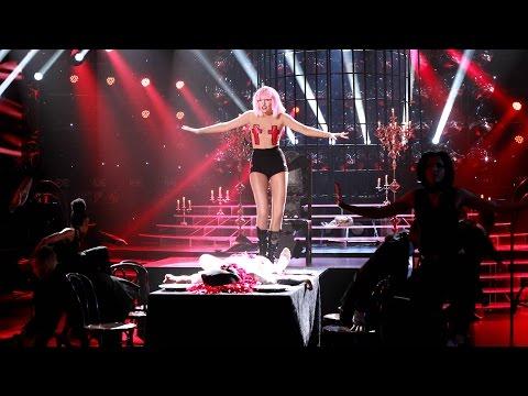 Один в один! Анжелика Агурбаш. Леди Гага - «Alejandro»