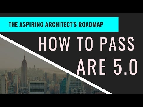 HOW TO PASS THE ARE 5.0 - YouTube