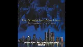 """The Straight Gate Mass Choir """"Can't Live Without Your Love"""""""