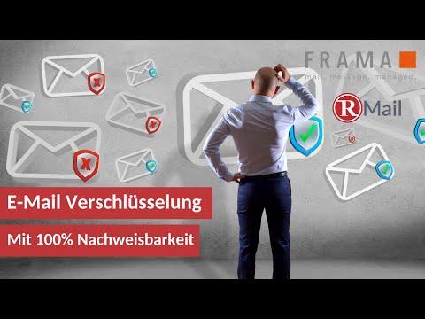 Nachvollzieh- und Nachweisbarkeit von wichtigen E-Mails
