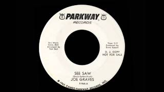Joe Graves - See Saw