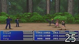 Final Fantasy VII Walkthrough Part 50 - Junon Underwater