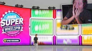 HUGE SUPER WHEEL SPIN OPENING - Forza Horizon 4 - Part 29