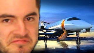 Crashing My New Private Jet
