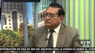 Aguinaldo para pensionados y jubilados, entrevista