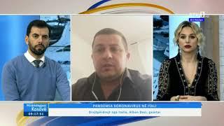 Mirëmëngjesi Kosovë - Drejtpërdrejt - Alban Daci 26.03.2020