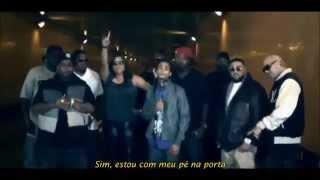 Dj Khaled - Fed Up Feat. Jeezy, Rick Ross, Drake, Lil' Wayne & Usher (Legendado) (HD)