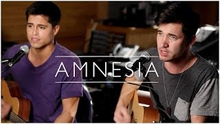 Amnesia - 5 Seconds Of Summer (Acoustic Cover By Corey Gray & Tay Watts) - On ITunes & Spotify