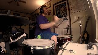 Phone Call From Poland - Bayside — Drum Cover