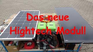WCS Goch: Das neue Hightech Modul von WCS!