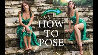 HOW TO POSE People Who Are Not Models