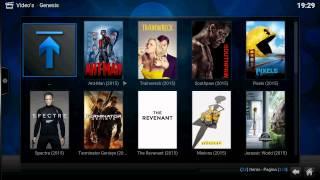 Kodi voor Windows | Gratis films/series/radio/liveTV streaming | Installatie en basis configuratie.