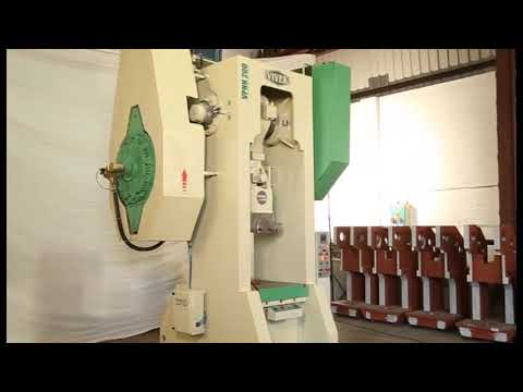 VPNH200 Pneumatic Clutch Power Press