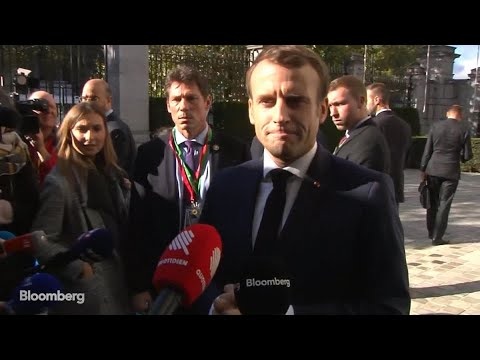 Macron: Now Up to Johnson to Deliver Parliament Vote on Brexit