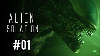 Das Kommt Mir Bekannt Vor...   Alien: Isolation #01