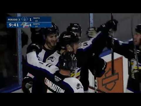 Eagles defeat Admirals in Shootout