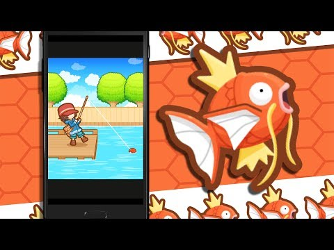 Jump into Action with Magikarp Jump!