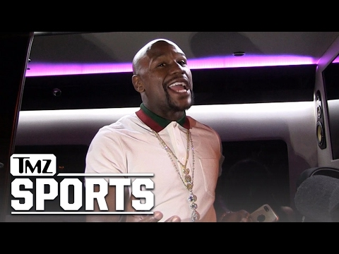 FLOYD MAYWEATHER HERE'S WHY MCGREGOR COULD BEAT ME … | TMZ Sports
