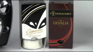 Tassimo Cappuccino - Using Tassimo Coffee Brewer