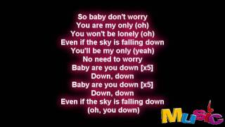 Jay Sean feat  Lil Wayne -  Down (with lyrics)