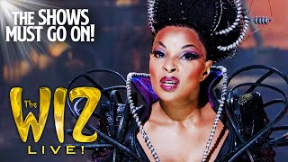 'Don't Nobody Bring Me No Bad News' Mary J. Blige | The Wiz Live!
