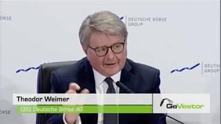 Deutsche Börse verspricht stetige Performance in schwierigerem Umfeld