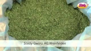 preview picture of video 'Stedy Gwürz AG die Gewürzmanufaktur in Weinfelden. Unser Härdöpfel, Fleisch und SalatGwürz.'