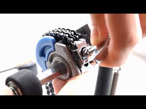 Pearl p-2000c eliminator single pedal