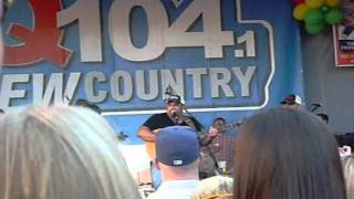 Chris Cagle My love goes on and on