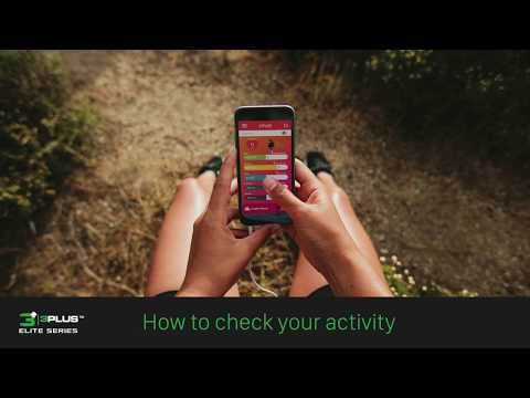3Plus Vibe: How to check your activity