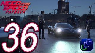 NEED FOR SPEED Payback PC 2K Walkthrough - Part 36 - DRAG: Razor's Edge