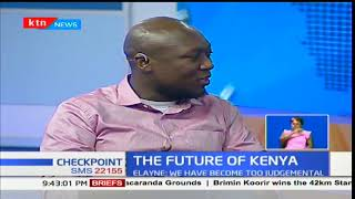 Isaac Amuke: Maturity is by choice and growth is biological