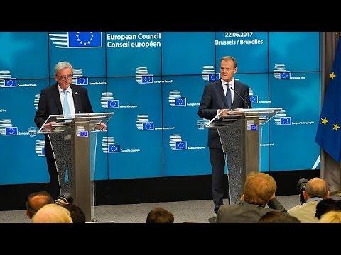 Αποφάσεις για την κοινή ευρωπαϊκή άμυνα έλαβαν οι 28 στις Βρυξέλλες