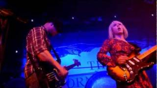 The Joy Formidable - The magnifying glass - LIVE PARIS 2011