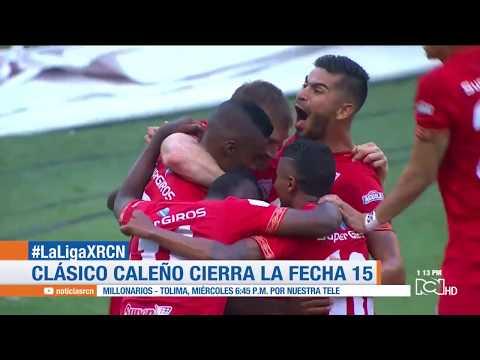 America vs Cali, clasico vallecaucano en la Liga Águila 2019-I