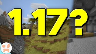 What Could Minecraft 1.17 Be?