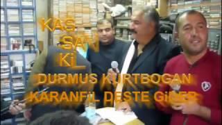 KİLİSİN SESİ KASETÇİ İBONUN SANATÇILARI-3 DURMUŞ KURTBOGAN