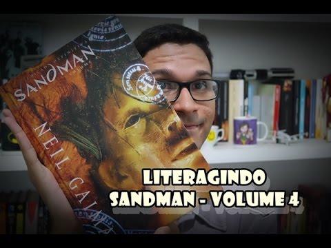 LiterAgindo - Crítica Sandman Edição Definitiva Volume 4