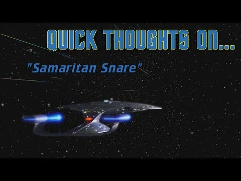 Quick Thoughts On... - Samaritan Snare