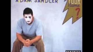 Listenin' To The Radio-Adam Sandler