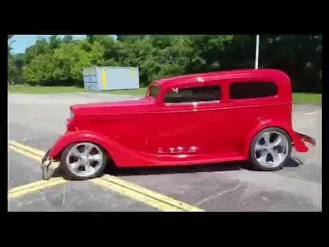 Video of '34 Sedan - NU0S