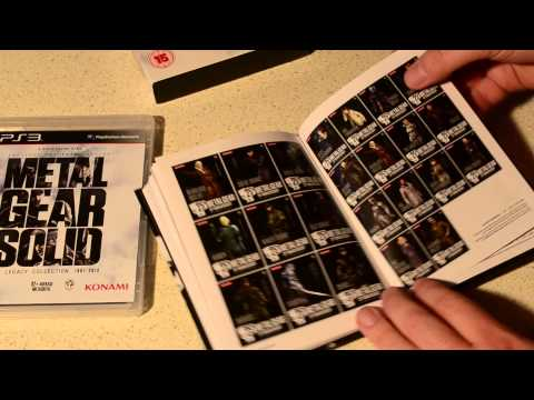 Metal Gear Solid : The Legacy Collection Playstation 3