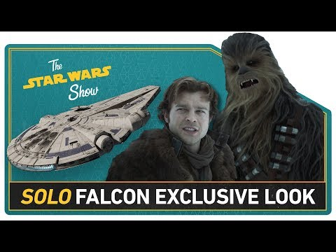 GOT Creators Making New Star Wars Films, Up Close with the Falcon, and YOUR Solo Teaser Reactions!